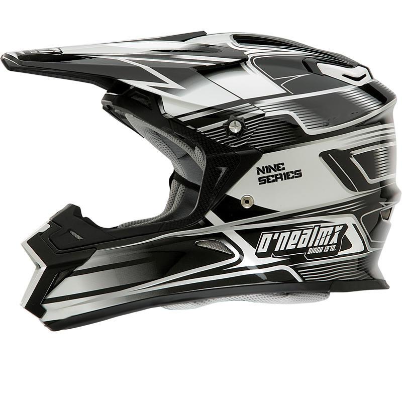 View Item Oneal 9 Series Challenger Motocross Helmet