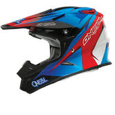 Oneal 9 Series Race Motocross Helmet