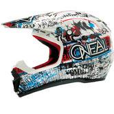 Oneal 2014 5 Series Acid Motocross Helmet