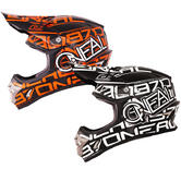 View Item Oneal 3 Series Race Motocross Helmet