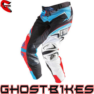 View Item Oneal Hardwear 2014 Vented Motocross Pants