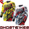 View Item Oneal Element 2014 Acid Motocross Jersey