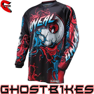View Item Oneal Element 2014 Mutant Motocross Jersey