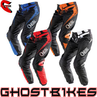 View Item Oneal Element Kids 2014 Racewear Motocross Pants