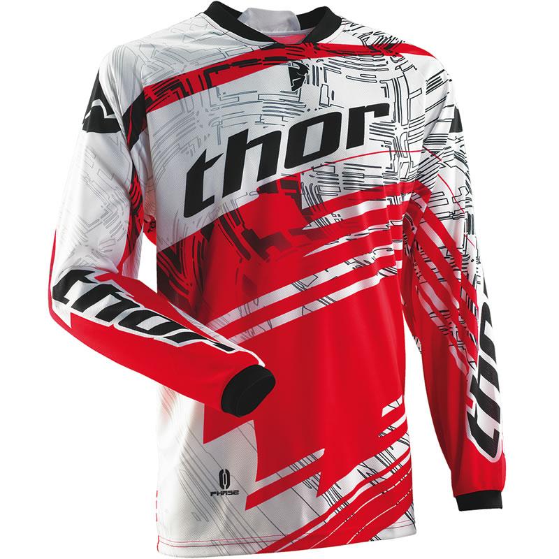 THOR-2014-PHASE-S14-SWIPE-MX-RACE-SHIRT-MOTO-X-ENDURO-OFF-ROAD-MOTOCROSS-JERSEY