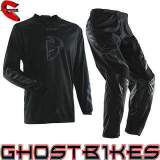 View Item Thor Phase S14 Black-Out Motocross Kit