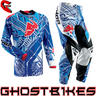View Item Thor Phase S14 Youth Fusion Blue Motocross Kit