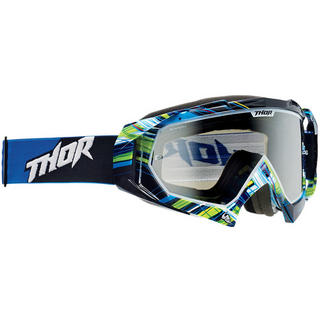 View Item Thor Hero Wired Motocross Goggles