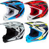 View Item One Industries 2014 Gamma Regime Motocross Helmet