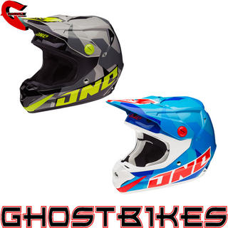 View Item One Industries 2014 Youth Atom Camoto Motocross Helmet