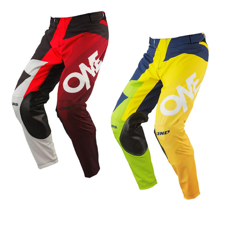 One Industries 2014 Vapor Stratum Motocross Pants