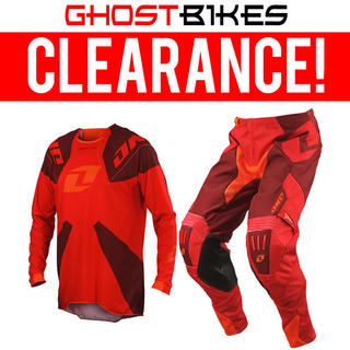 View Item One Industries 2014 Gamma Red Motocross Kit