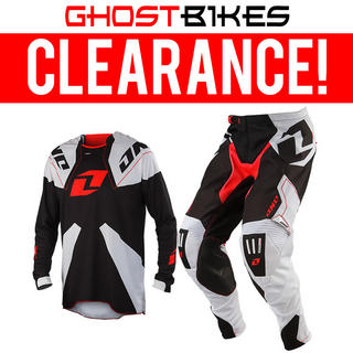 View Item One Industries 2014 Gamma Black Motocross Kit