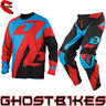 View Item One Industries 2014 Atom Traverse Red-Black Motocross Kit