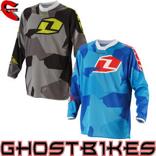View Item One Industries 2014 Youth Atom Camoto Motocross Jersey