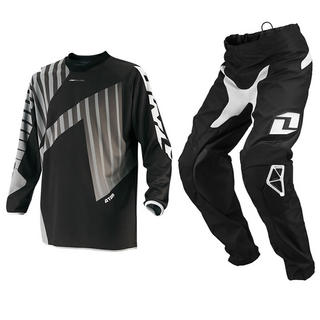 View Item One Industries 2014 Youth Atom Black-Grey Motocross Kit