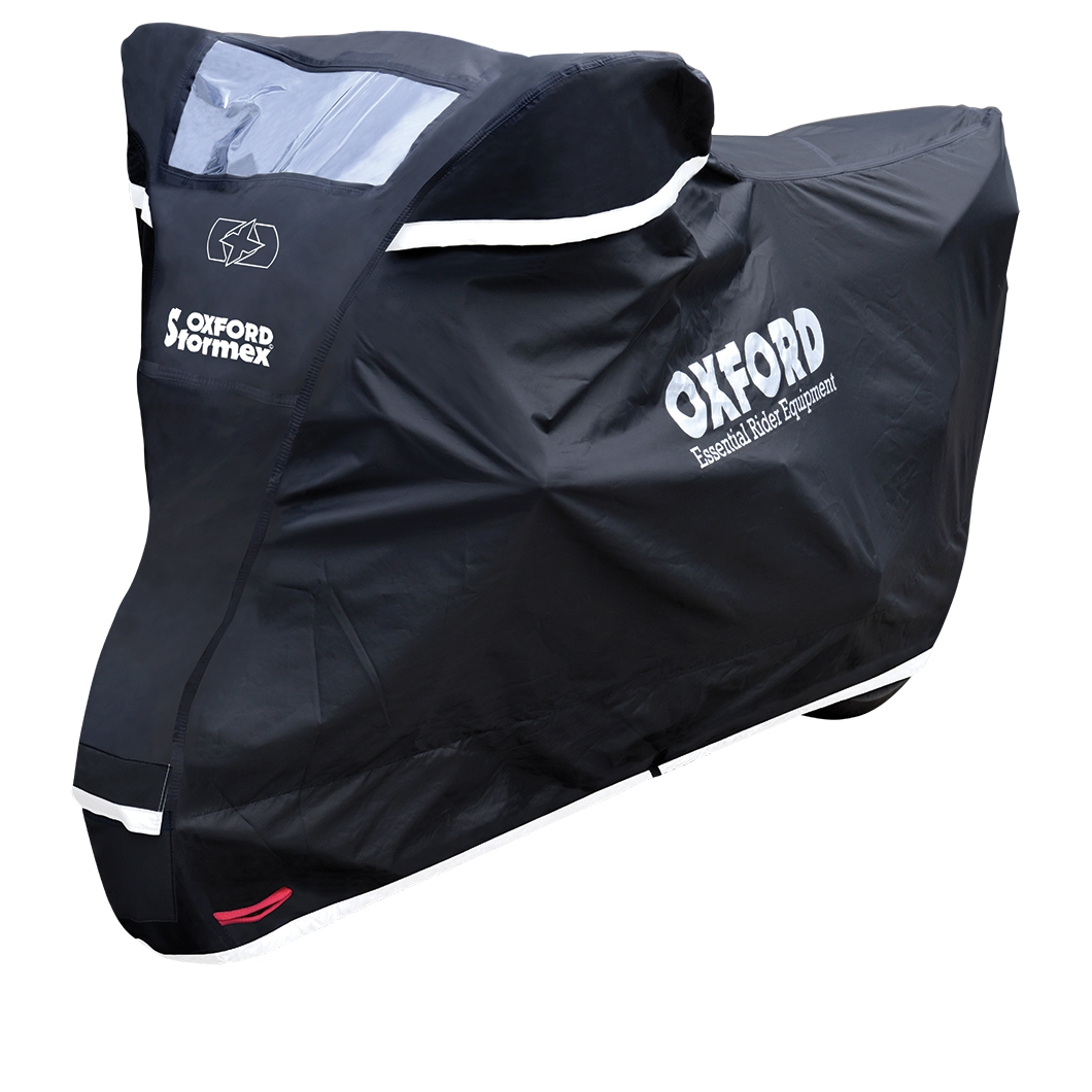 Oxford Stormex Motorcycle Cover Large Maintenance