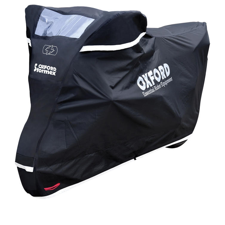 Oxford Stormex Motorcycle Cover (Medium)