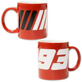View Item Marc Marquez Number 93 Mug Red