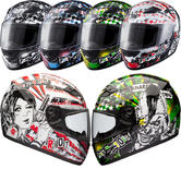View Item THH TS-39 #12 Anarch Full Face Helmet