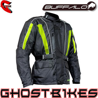 View Item Buffalo Caliber Touring Motorcycle Jacket
