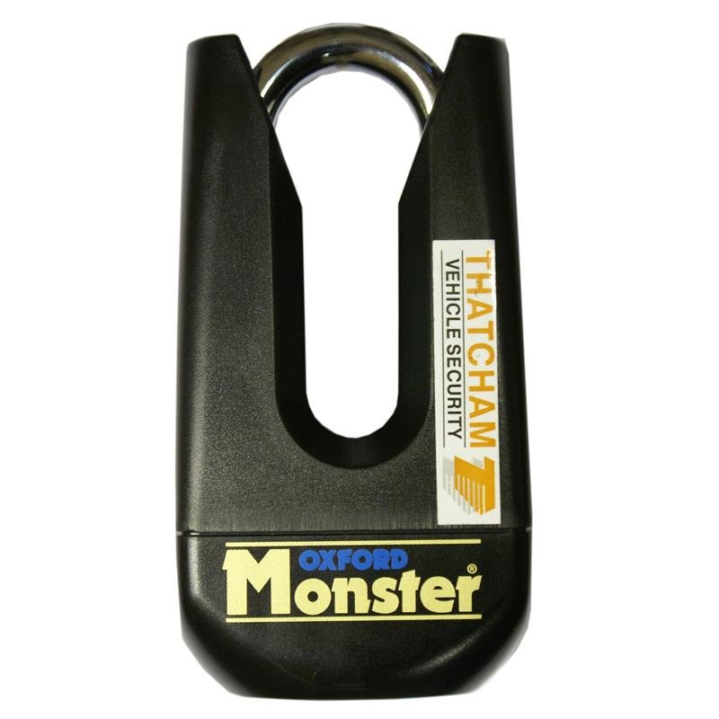Image of Oxford Monster Disc Lock (Thatcham Approved)