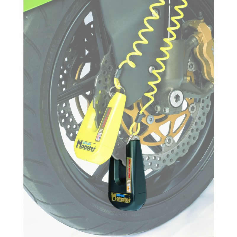 Oxford Monster Disc Lock (Thatcham Approved)