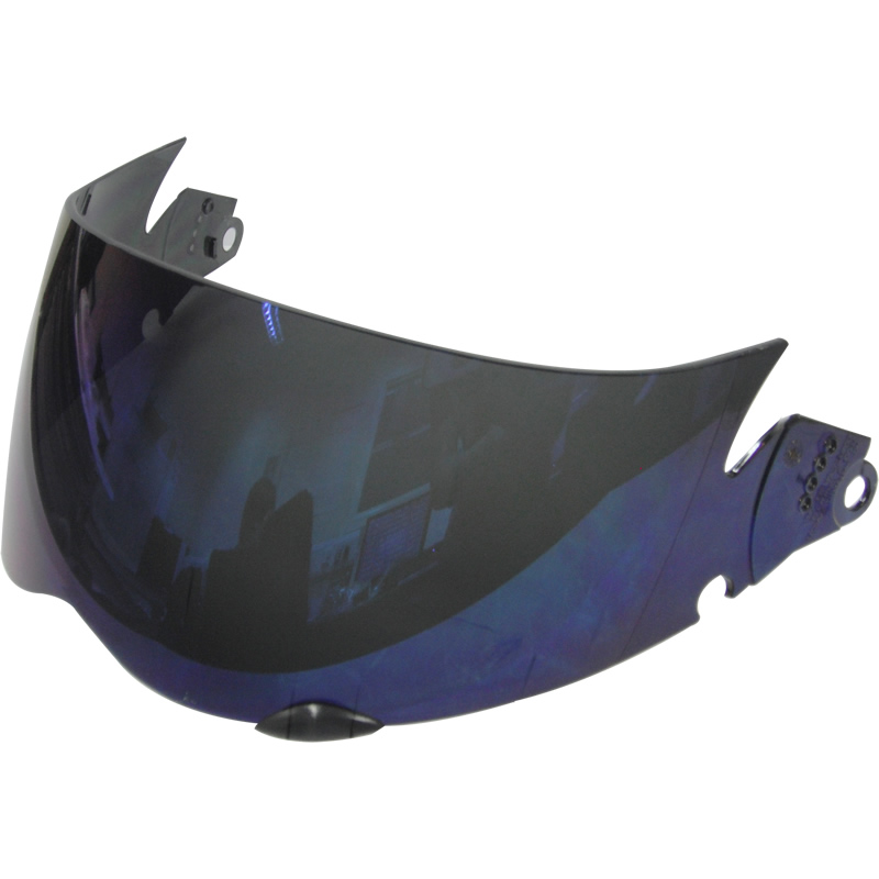 airoh mathisse mt air clair fonc fum e bleu teint scooter moto casque visi re ebay. Black Bedroom Furniture Sets. Home Design Ideas
