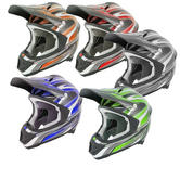 Stealth HD203 Edge Motocross Helmet