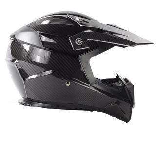 Stealth HD210 Carbon Fibre Motocross Helmet