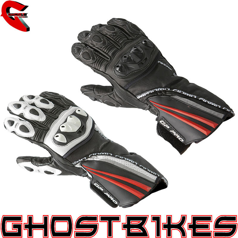View Item ARMR Moto S375 Motorcycle Gloves