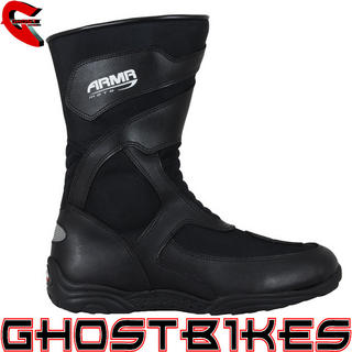 View Item ARMR Moto Sugo Tour Motorcycle Boots