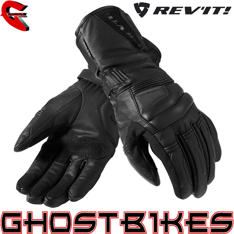 View Item Rev'It Cyclops H2O Ladies Motorcycle Gloves