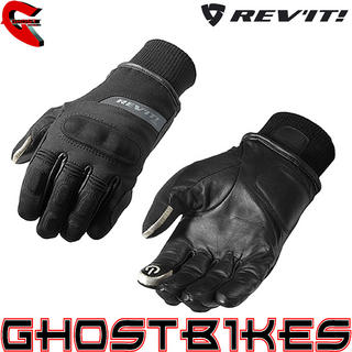 View Item Rev'It Carver H2O Motorcycle Gloves