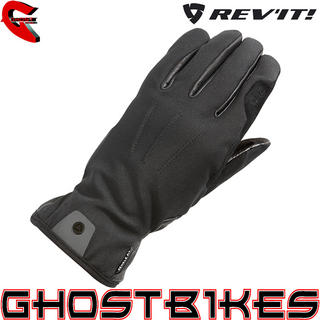 View Item Rev'It Street H2O Ladies Motorcycle Gloves