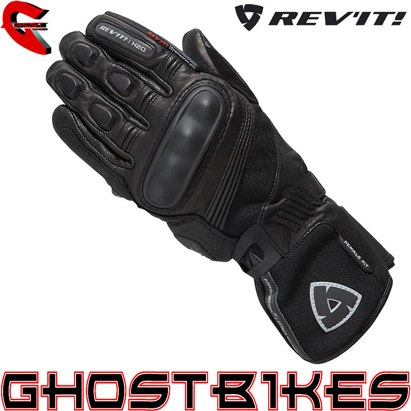 View Item Rev'It Summit H2O Ladies Motorcycle Gloves
