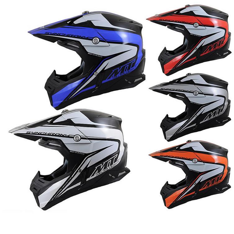 MT Synchrony Duality Motocross Helmet