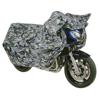 Oxford Aquatex Camo Motorbike Cover (Medium)