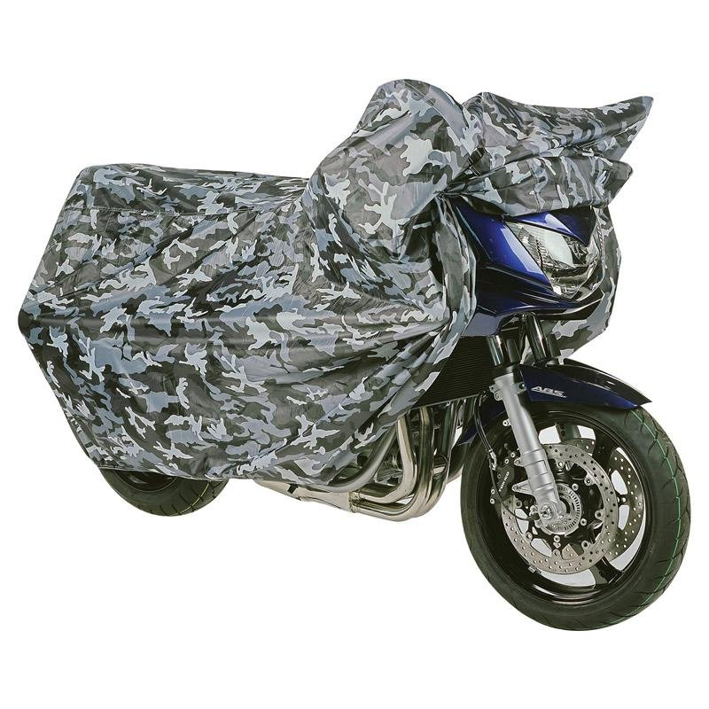 View Item Oxford Aquatex Camo Motorbike Cover (Medium)