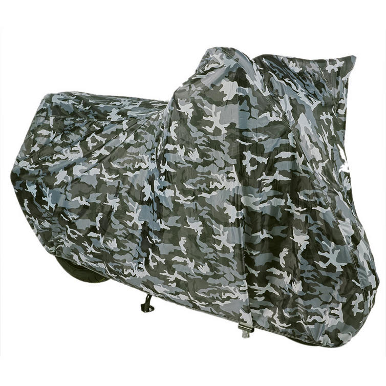 Oxford Aquatex Camo Motorcycle Cover (Large)
