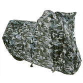 View Item Oxford Aquatex Camo Motorcycle Cover (Large)