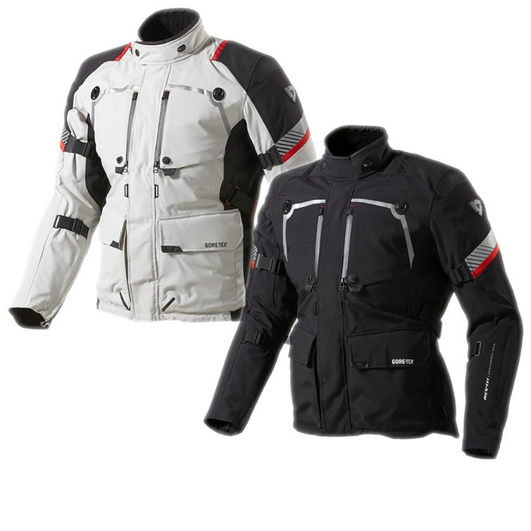 Rev'it Poseidon Gore-Tex GTX Motorcycle Jacket