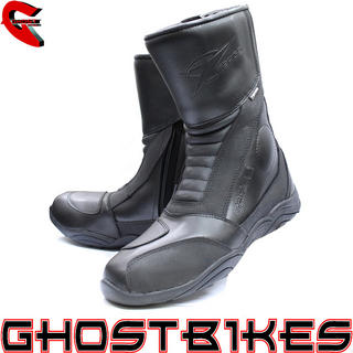View Item Targa Waterproof Motorcycle Boots