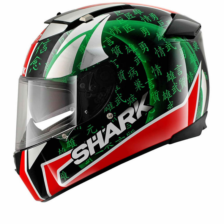 Shark Speed-R R Sykes replica Motorcycle Helmet