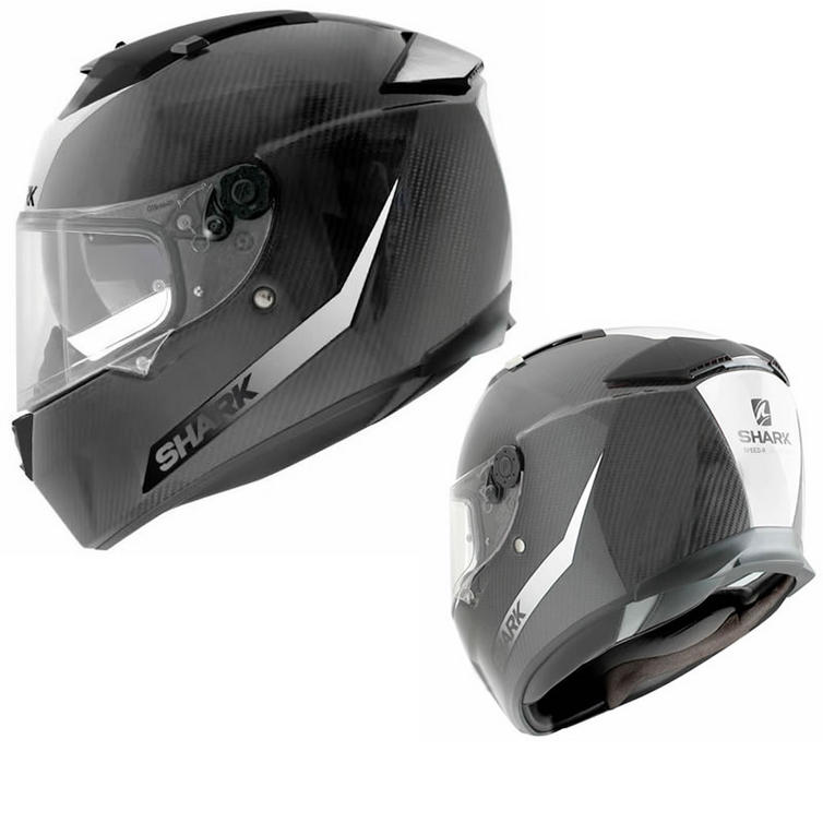 shark speed r carbon skin motorcycle helmet speed r helmets. Black Bedroom Furniture Sets. Home Design Ideas