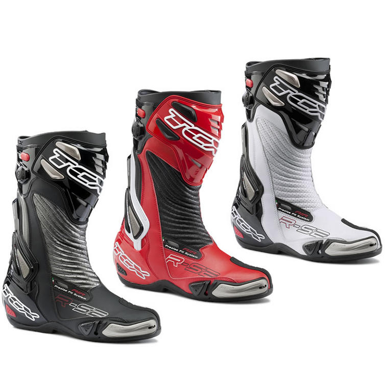 TCX R-S2 Evo Motorcycle Racing Boots