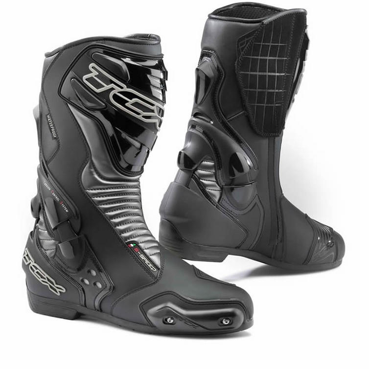 TCX S-Speed Waterproof Motorcycle Boots