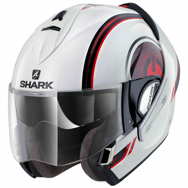 shark evoline series 3 moov up motorcycle helmet recommended. Black Bedroom Furniture Sets. Home Design Ideas