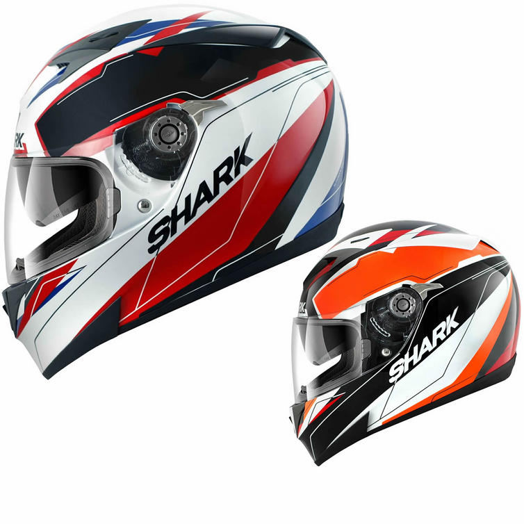 Shark S700-S Lab Motorcycle Helmet