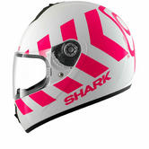View Item Shark S600 No Panic Mat Motorcycle Helmet